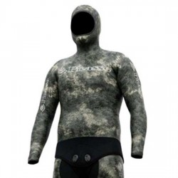 Traje Picasso Thermal Green Camo 7mm