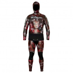 Traje Picasso Thermal Red Camo 5mm